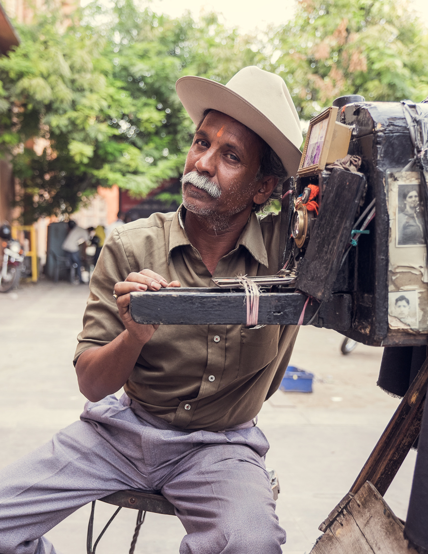 indian street photographer